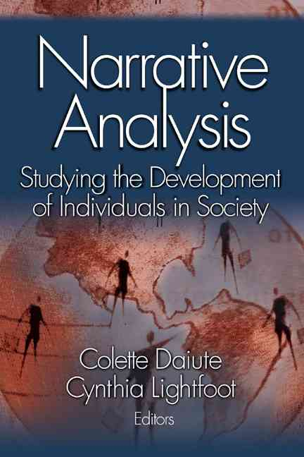 Narrative Analysis By Daiute, Collette (EDT)/ Lightfoot, Cynthia (EDT)